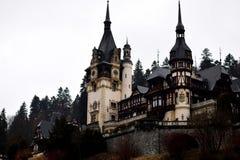 Oud kasteel Stock Afbeelding