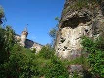 Oud kasteel Stock Foto