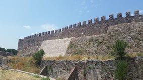 Oud kasteel van Mutilini Stock Foto's