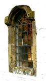 Oud kerkvenster Royalty-vrije Stock Fotografie