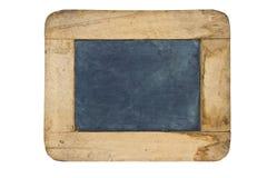 Oud klein bord stock afbeelding