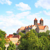 Oud klooster Royalty-vrije Stock Fotografie