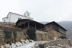 Oud klooster Royalty-vrije Stock Afbeeldingen