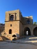 Oud klooster Ayia Napa Stock Afbeeldingen