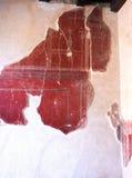 Oud kunst-Herculaneum-ii-Italië Royalty-vrije Stock Afbeeldingen
