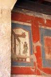 Oud kunst-Herculaneum-ix-Italië Royalty-vrije Stock Fotografie