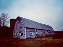 Oud landbouwbedrijfhuis Royalty-vrije Stock Fotografie