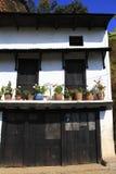 Oud landbouwershuis Stock Fotografie