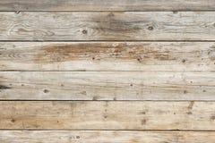 Oud langzaam verdwenen saai pijnboom natuurlijk houten achtergrondtextuur vlak vooraanzicht Royalty-vrije Stock Foto
