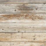 Oud langzaam verdwenen saai pijnboom natuurlijk houten vierkant achtergrondtextuur vlak vooraanzicht Royalty-vrije Stock Afbeeldingen