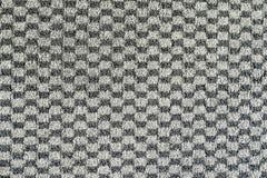 Oud langzaam verdwenen tapijt Stock Foto's