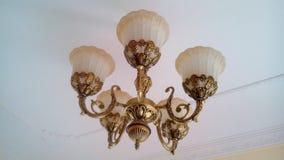 Oud Licht Royalty-vrije Stock Foto