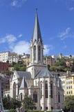 Oud Lyon Royalty-vrije Stock Foto