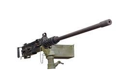 Oud Machinegeweer Royalty-vrije Stock Fotografie
