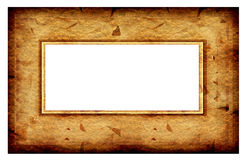Oud manier abstract frame Stock Fotografie