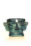 Oud masker Royalty-vrije Stock Foto's