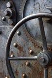 Oud mechanisme Stock Afbeelding