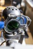 Oud metaalapparaat Royalty-vrije Stock Afbeelding