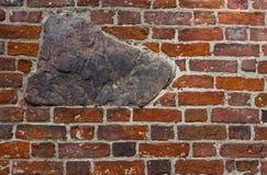 Oud Metselwerk Stock Foto