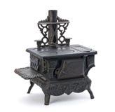 Oud MiniatuurFornuis Royalty-vrije Stock Foto