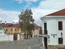 Oud Minsk Stock Fotografie