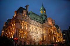 Oud Montreal stock afbeeldingen