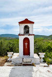 Oud monument in Griekenland Royalty-vrije Stock Afbeelding