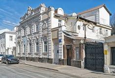 Oud Moskou Stock Afbeeldingen