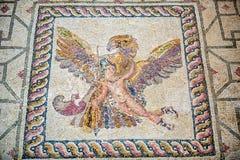 Oud Mozaïek Royalty-vrije Stock Afbeeldingen