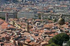 Oud Nice, Frankrijk Royalty-vrije Stock Foto's