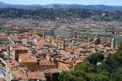 Oud Nice, Frankrijk Stock Foto's