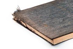 Oud notaboek Royalty-vrije Stock Afbeelding