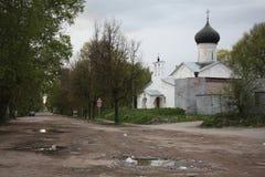 Oud onthuld Rusland Stock Afbeeldingen
