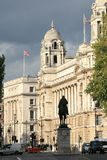 Oud Oorlogsbureau, Ministerie van Defensie, Londen Royalty-vrije Stock Foto's