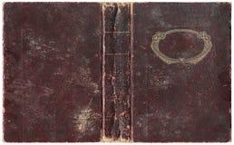 Oud open boek 1918 Stock Afbeeldingen