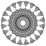 Oud ornament Royalty-vrije Stock Afbeelding