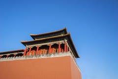 Oud paleis in Peking Stock Fotografie