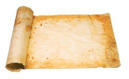 Oud Perkament stock afbeeldingen
