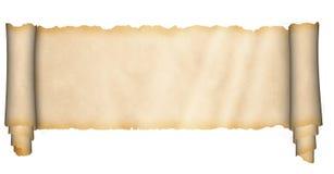 Oud perkament Royalty-vrije Stock Afbeeldingen