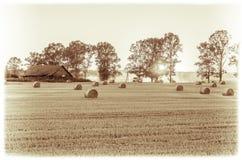 Oud platteland Royalty-vrije Stock Fotografie
