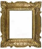 Oud portretframe Royalty-vrije Stock Afbeelding
