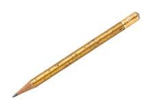 Oud potlood stock afbeeldingen