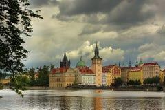 Oud Praag. Royalty-vrije Stock Foto's