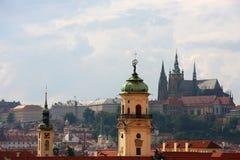 Oud Praag stock afbeelding