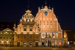Oud Riga 2 Royalty-vrije Stock Fotografie
