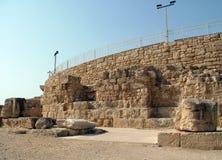 Oud Roman Amphitheater royalty-vrije stock foto's