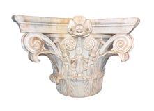 Oud Roman kapitaal Stock Fotografie