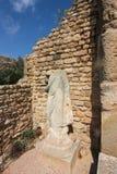 Oud Roman standbeeld Stock Afbeelding