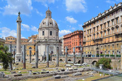 Oud Rome Stock Foto's