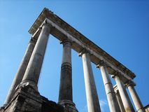 Oud Rome Royalty-vrije Stock Foto